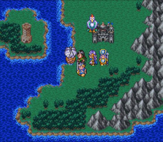 Dragon Quest Iii Soshite Densetsu E Japan En By